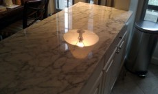 Polished Marble Top