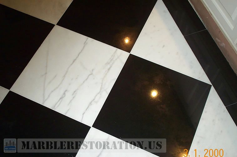 Marble Restoration Picture Gallery 2 Granite Dull Spots