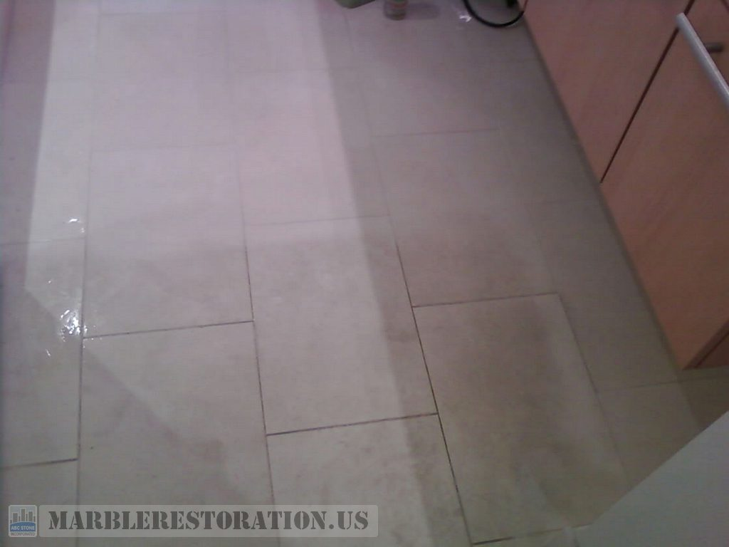 Marble Floor Cleaning 2 Parts
