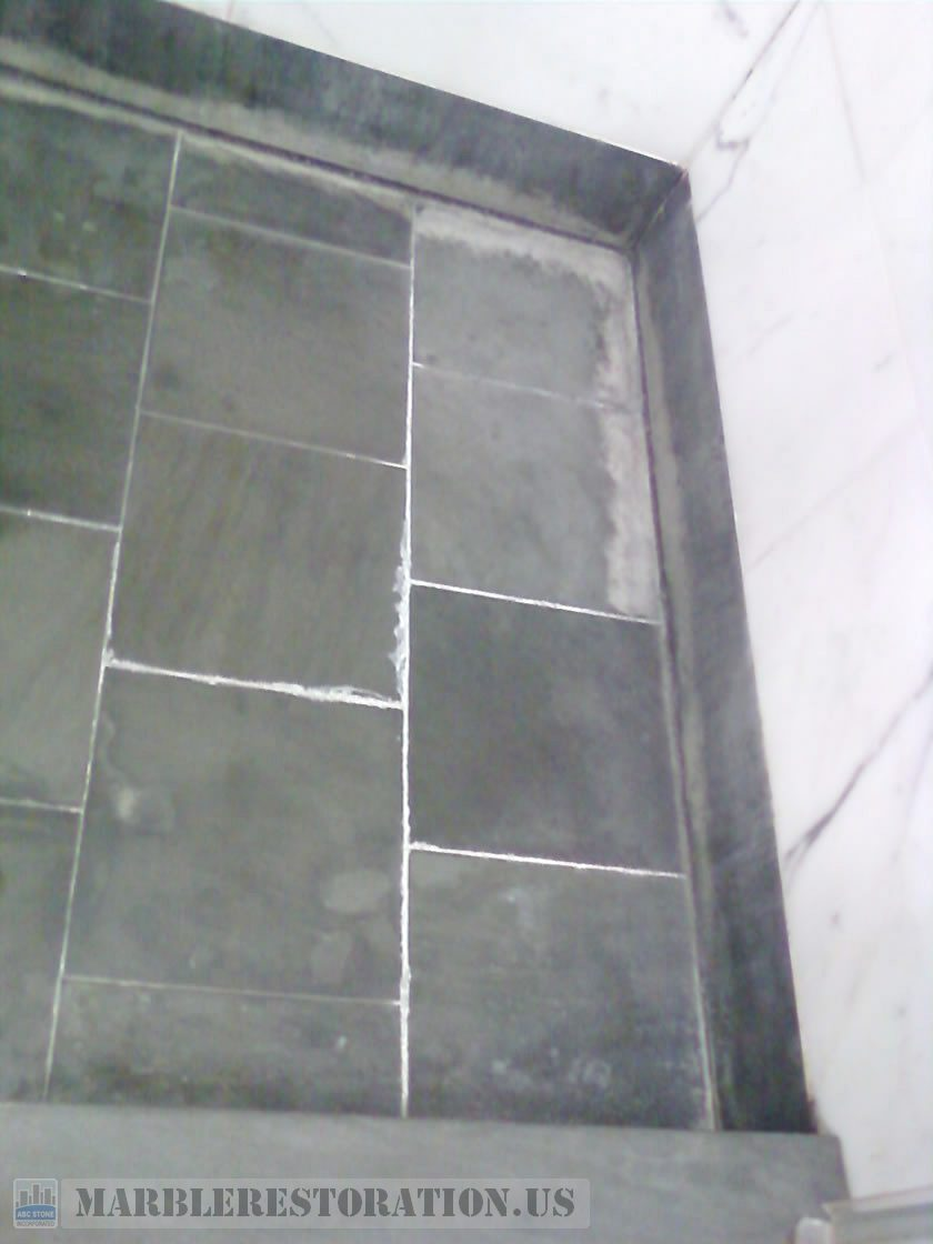 Minerals Deposits in Shower Removing