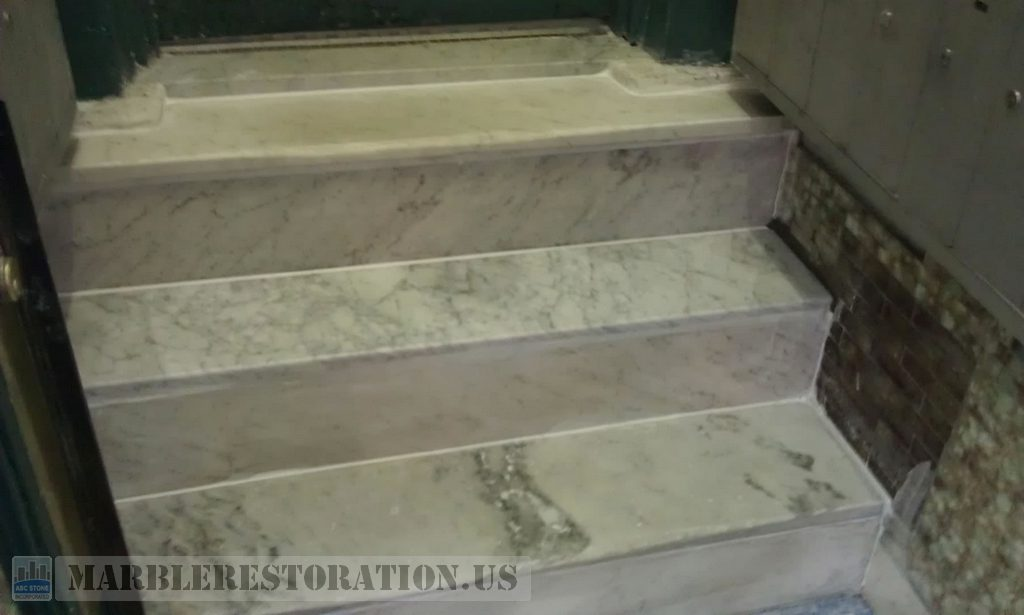 Steps Repair and Replacement. Staircase