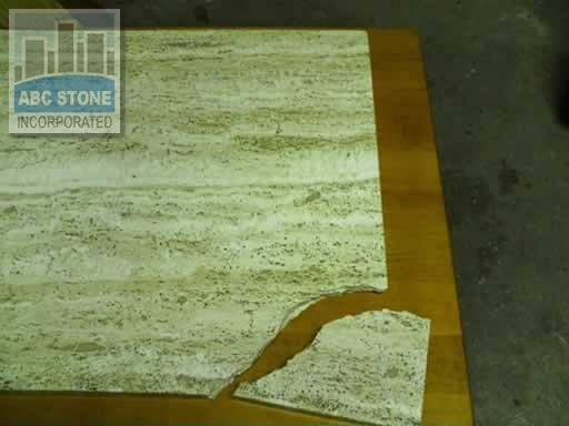 Travertine Repair Kit Lowe S : Corian countertop crack repair kit